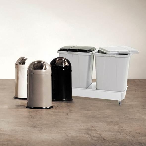 Billede til varegruppe Affaldsspand & Affaldssortering